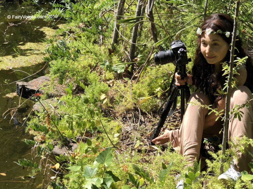 nazan saatci with Afidouc Fairy Voices