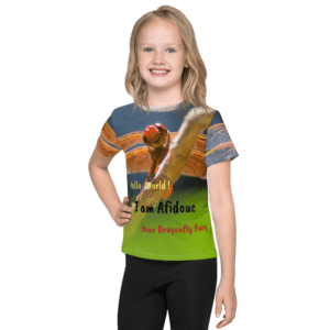 Your Dragonfly Fairy Kids T-Shirt